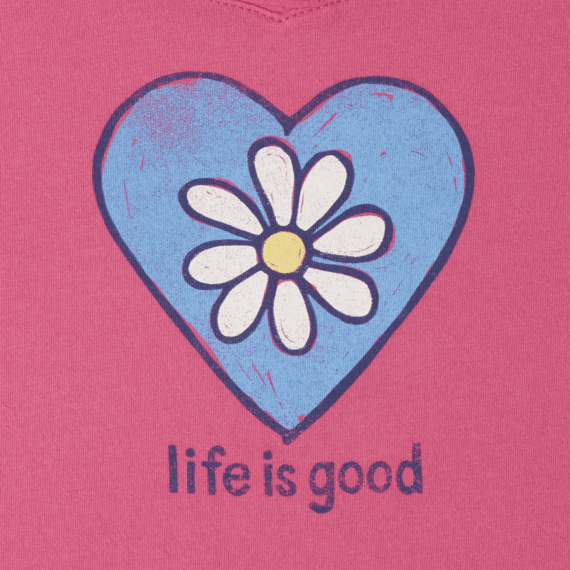 Women's Daisy Love Smooth Scoop Tee