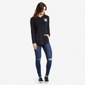 Women's Daisy Supreme Hooded Pullover