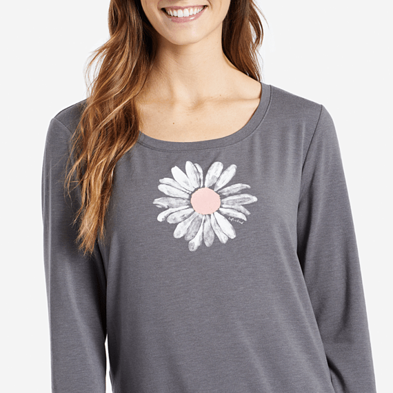Women's Daisy Supreme Scoop Pullover