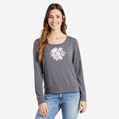 Women's Daisy Supreme Scoop Pullover