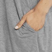 Women's Daisy Trapeze Pocket Dress