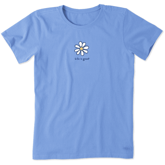 Women's Daisy Vintage Crusher Tee