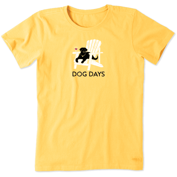 Women's Dog Days Crusher Tee