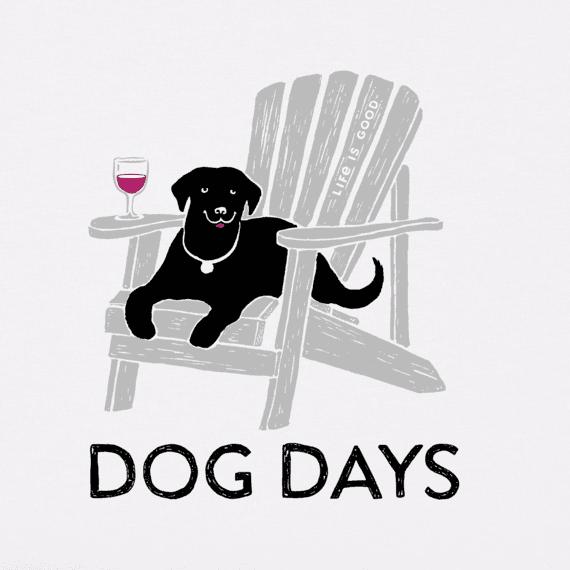 Women's Dog Days Crusher Vee