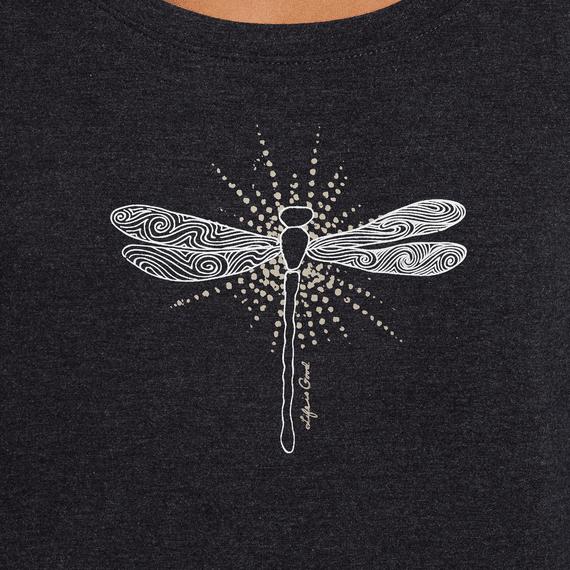 Women's Dragonfly Burst Supreme Scoop