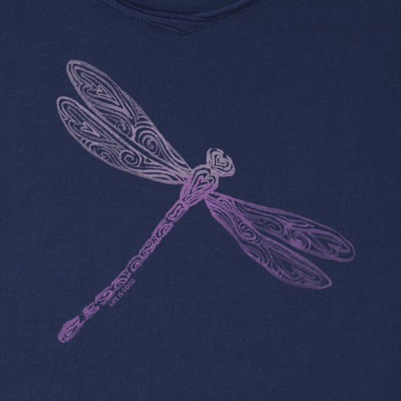 Women's Dragonfly Smooth Tee