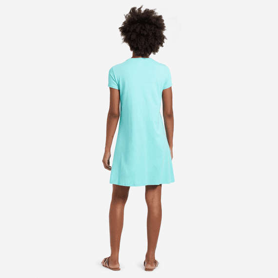 Women's Dragonfly Spill Dress