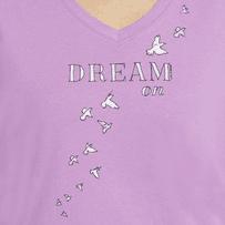 Women's Dream Doves Snuggle Up Sleep Vee