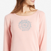 Women's Dream Mandala Supreme Scoop Pullover