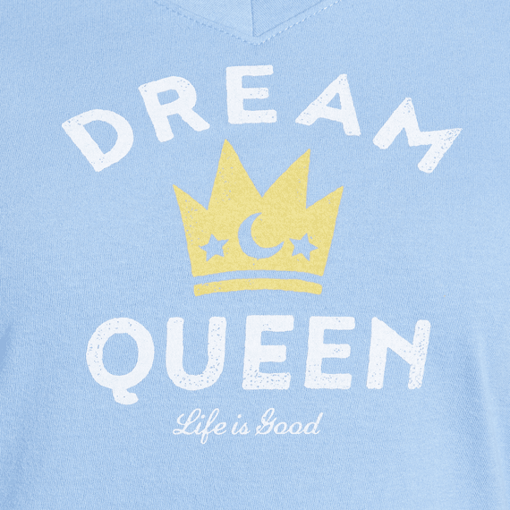 Women's Dream Queen Snuggle Up Sleep Vee