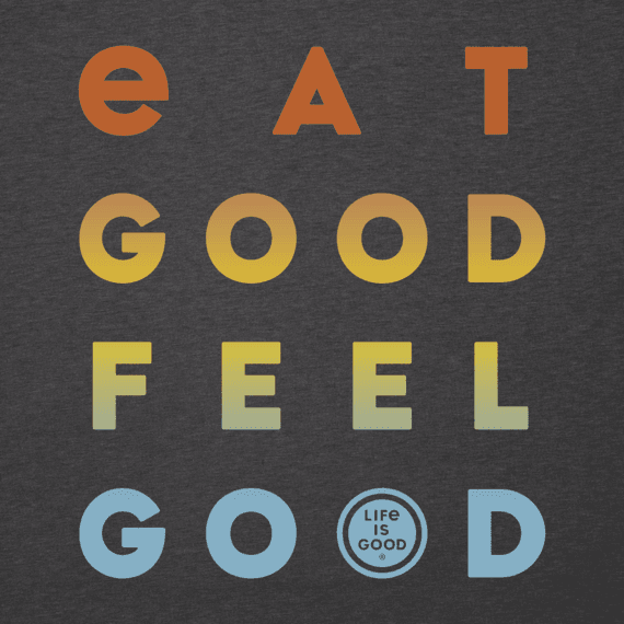 Women's Eat Good Feel Good Cool Vee