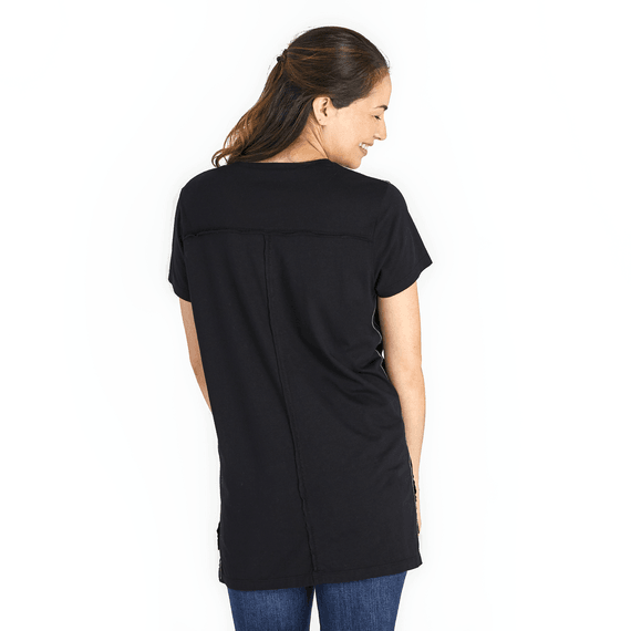 Women's Enjoy the Little Things Freestyle Wash Tunic
