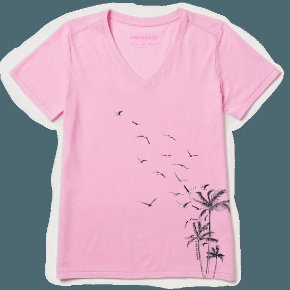 Women's Flight From Palms Cool Vee