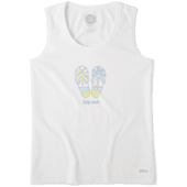 Women's Flip Out Crusher Scoop Tank