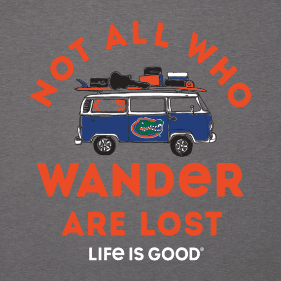 Women's Florida Gators Retro Van Cool Vee