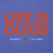 Women's Florida Life is Good Cool Vee