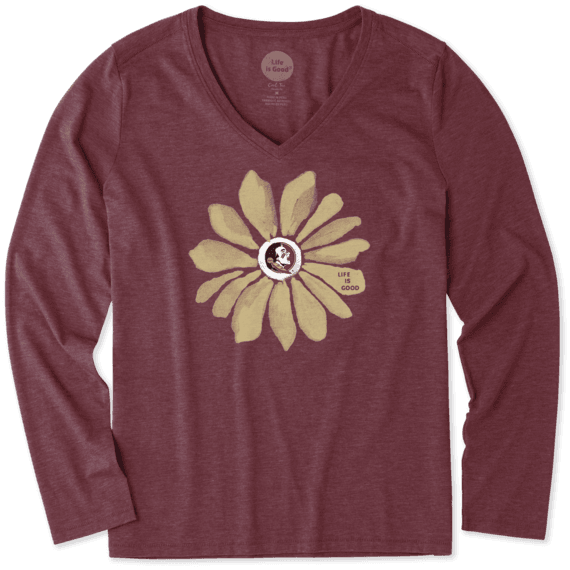 ca1cfe5646c Florida State University T-Shirts | Life is Good® Official Website