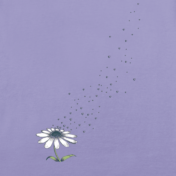 Women's Flower Love Crusher Tee