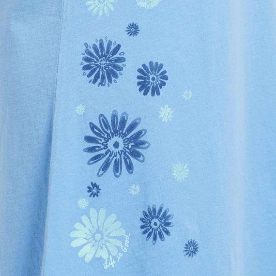 Women's Flower Spill Dress