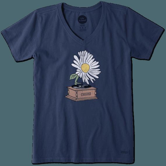 Women's Flowergraph Crusher Vee
