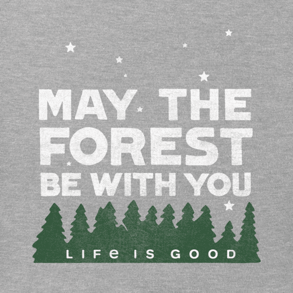 Women's Forest Be With You Crusher Vee