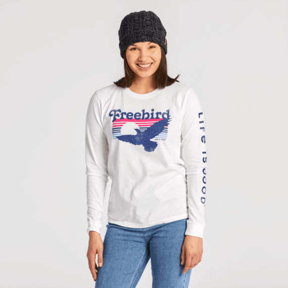 Women's Free Bird Crusher Long Sleeve