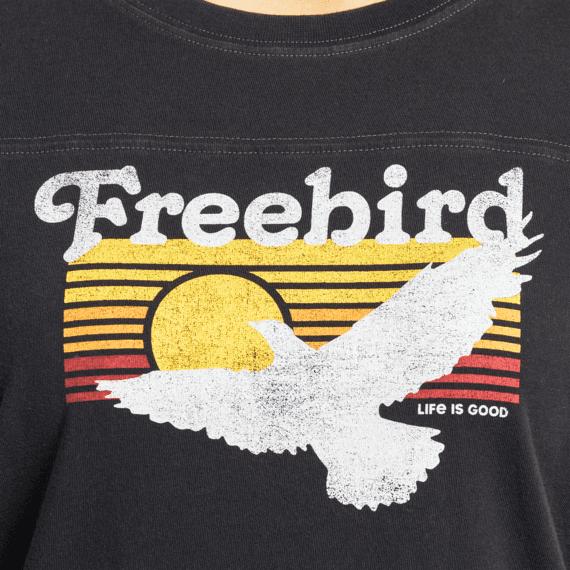 Women's Free Bird Crusher Tee Dress