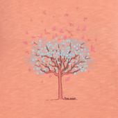 Women's Free Spirit Tree Breezy Scoop Tank