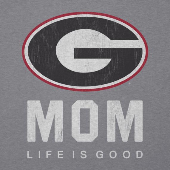 Women's Georgia Mom Cool Vee