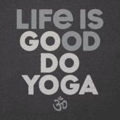 Women's Go Do Yoga Cool Vee