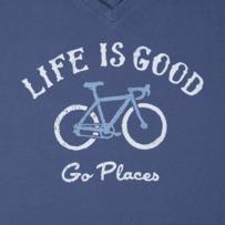Women's Go Places Bike Crusher Vee