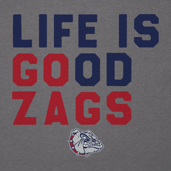 Women's Gonzaga Bulldogs LIG Go Team Cool Vee