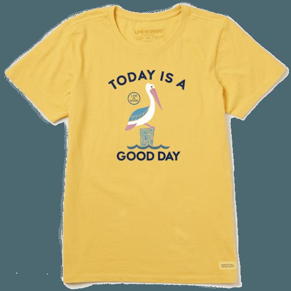 Women's Good Day Pelican Crusher Tee