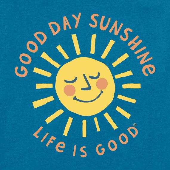 Women's Good Day Sunshine Crusher Tee
