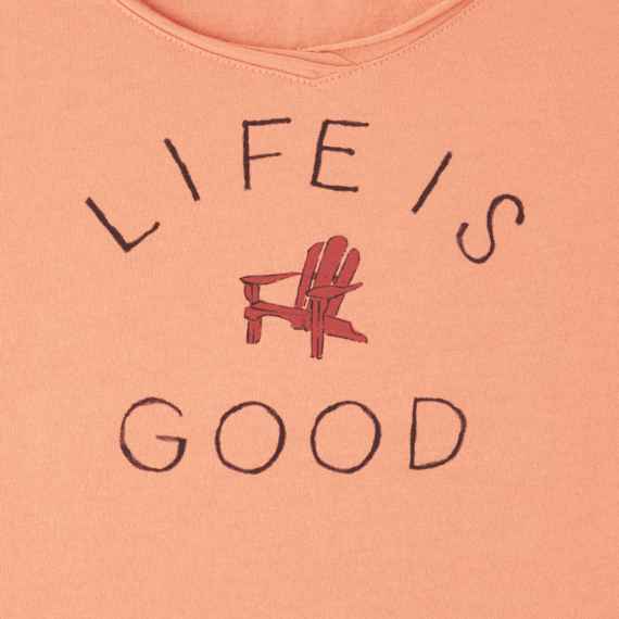 Women's Good Life Adirondack Long Sleeve Smooth Tee