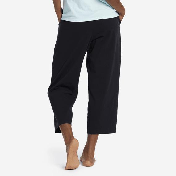 Women's Good Night Cropped Sleep Pants