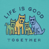 Women's Good Together Dog Crusher Tee