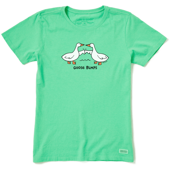 Women's Goose Bumps Crusher Tee