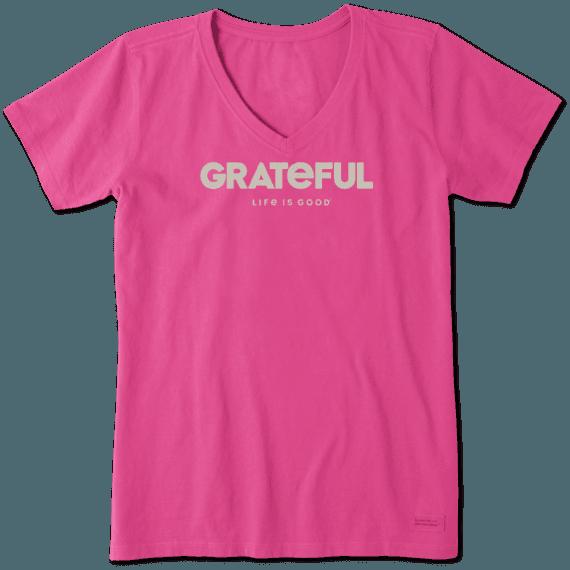 Women's Grateful Crusher Vee