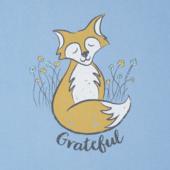Women's Grateful Fox Crusher Tee