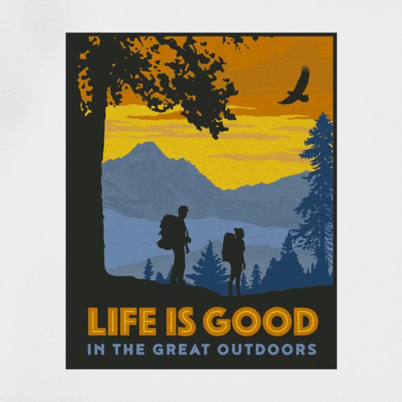 Women's Great Outdoor Camp Crusher Vee