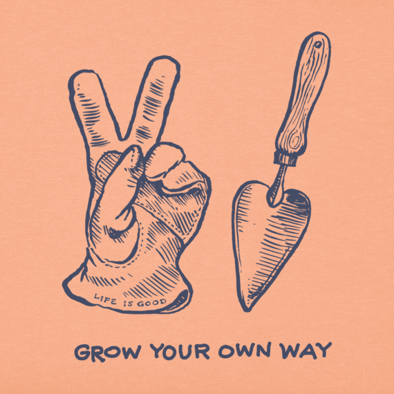 Women's Grow Your Own Way Crusher Tee