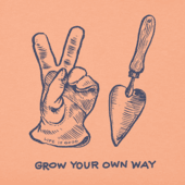 Women's Grow Your Own Way Crusher Tee