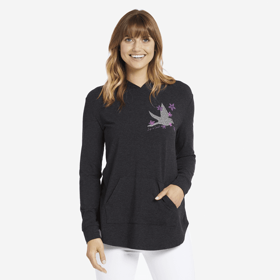 Women's Happy Bird Supreme Blend Hooded Pullover