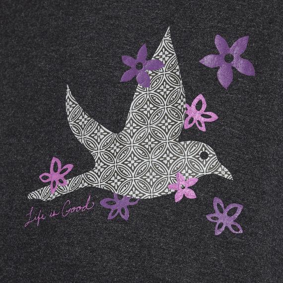 Women's Happy Bird Supreme Blend Hooded Pullover