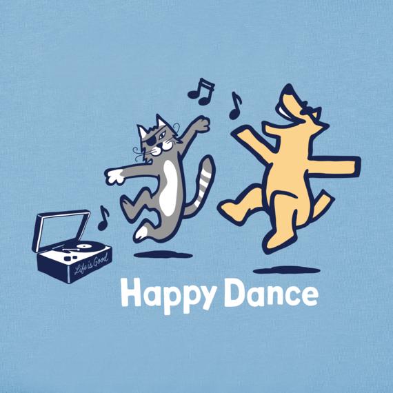 Women's Happy Dance Crusher Vee