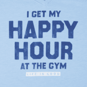 Women's Happy Hour At The Gym Cool Vee