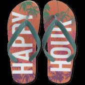 Women's Happy Hour Palms Flip Flops