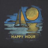 Women's Happy Hour Sailboat Crusher Tee