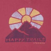 Women's Happy Trails Crusher Vee